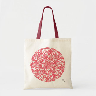 Mandala a3 Red - Bag