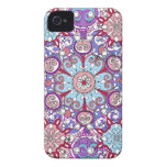 Mandala Abstract iPhone 4 Case by Case-Mate