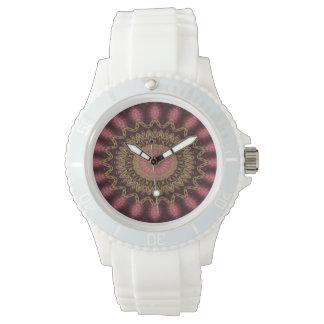 Mandala applied (save) watch