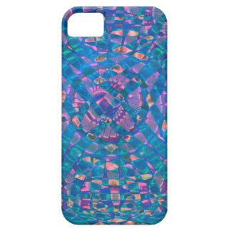 Mandala Aqua Case For The iPhone 5
