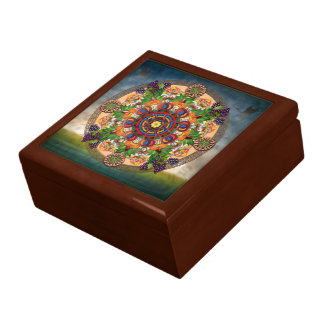 Mandala Armenian Grapes Gift Box