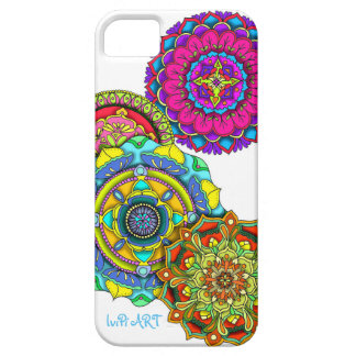 Mandala Art - Balance iPhone 5 Covers