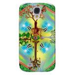 Mandala Art Galaxy S4 Cases