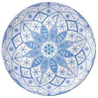 Mandala Art Patterns Designs Flower Floral Drawing Plate