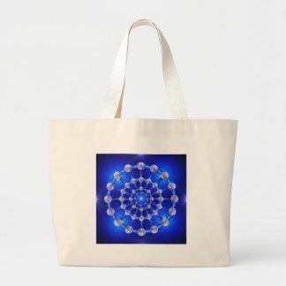 Mandala Atmosphere Tote Bags