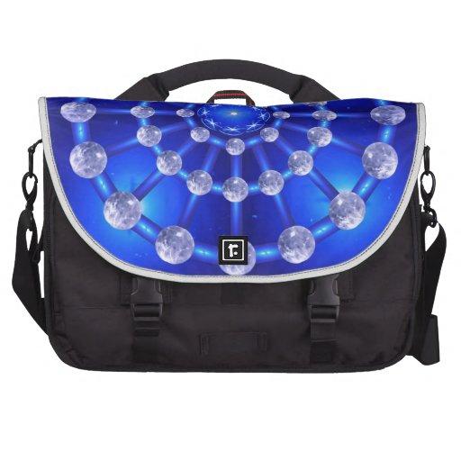 Mandala Atmosphere Laptop Commuter Bag