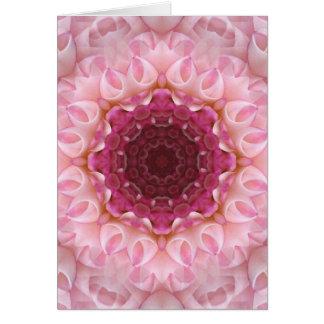 Mandala 'Avila' Card