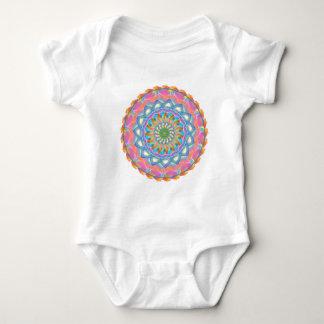 Mandala - baby bodysuit
