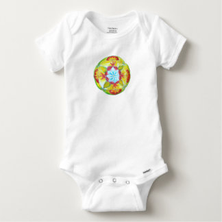 Mandala Baby Bodysuit