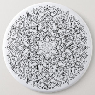 Mandala Badge