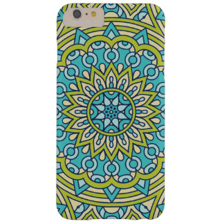 Mandala Blue/Green Case-Mate Barely There iPhone 6 Barely There iPhone 6 Plus Case