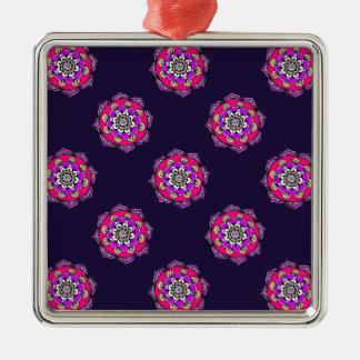Mandala Bright Christmas Ornament