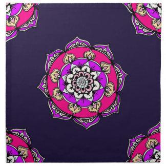 Mandala Bright Napkin