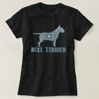 Mandala Bull Terrier T-Shirt