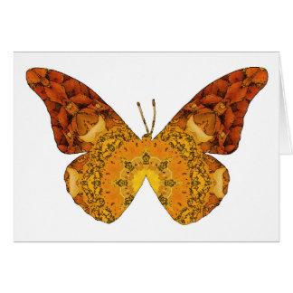 Mandala Butterfly13 Card