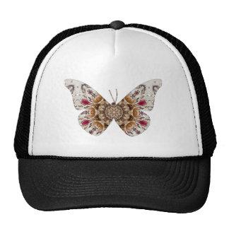 Mandala Butterfly18 Cap