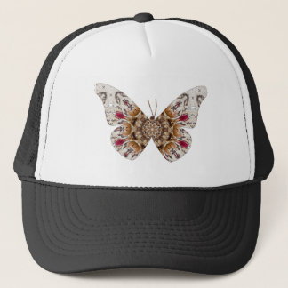 Mandala Butterfly18 Trucker Hat
