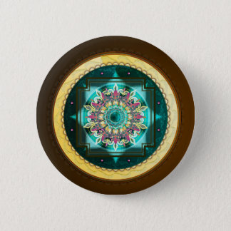 Mandala Button