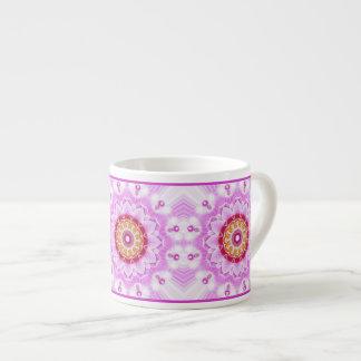 Mandala (C) from Radiant Orchid Closeup Photo Espresso Mug