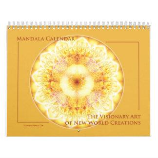 Mandala Calendar 2015
