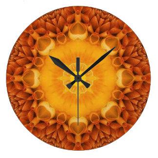 Mandala Clock 03