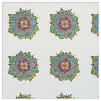 Mandala  Craft Supplies Fabric