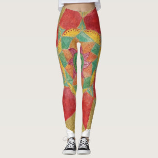 Mandala Custom Leggings