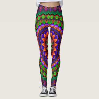 Mandala - Daily Focus 2.9.2018 Leggings