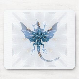 Mandala Dragon 06 Mousepad