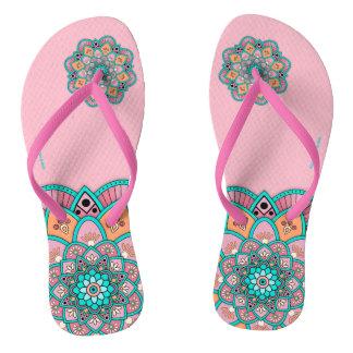Mandala Enam Flip Flops