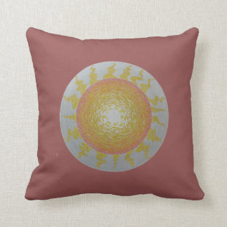 Mandala Eternal light Cushion
