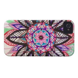 Mandala Flower iphone 4S case
