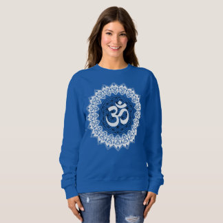Mandala Flower of Life OM Women's Sweatshirt