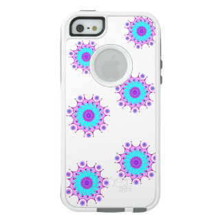 Mandala Flower OtterBox iPhone 5/5s/SE Case