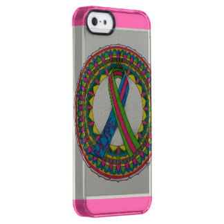 Mandala for Metastatic Breast Cancer iPhone 6 Plus Case