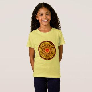 Mandala Girls' Fine jersey T-shirt
