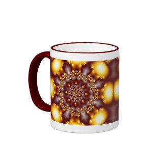 Mandala Glow Coffee Mugs