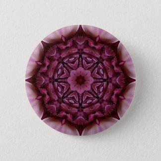Mandala 'Goa' 6 Cm Round Badge