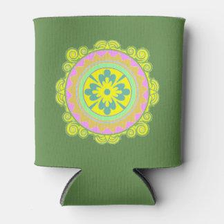 Mandala Green Cooler