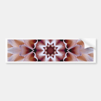 Mandala 'Hearts' Bumper Sticker