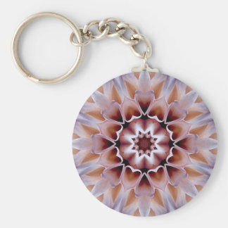 Mandala 'Hearts' Key Ring