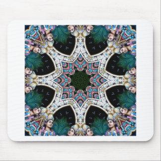 Mandala Holi Hindu Mouse Pad