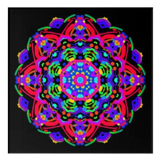 Mandala Image #1 Created on 2.24.2018 Acrylic Print