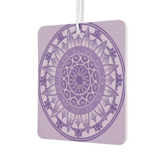 Mandala in Purple