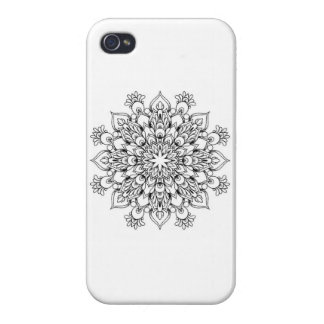 Mandala iPhone 4/s Case iPhone 4/4S Covers