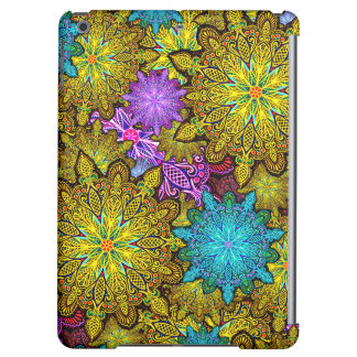 Mandala kaleidoscope iPad Air case