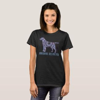 Mandala Labrador Retriever T-Shirt