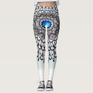 Mandala leggins leggings