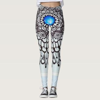 Mandala leggins leggings