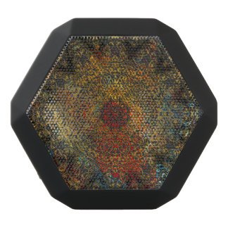mandala love black bluetooth speaker